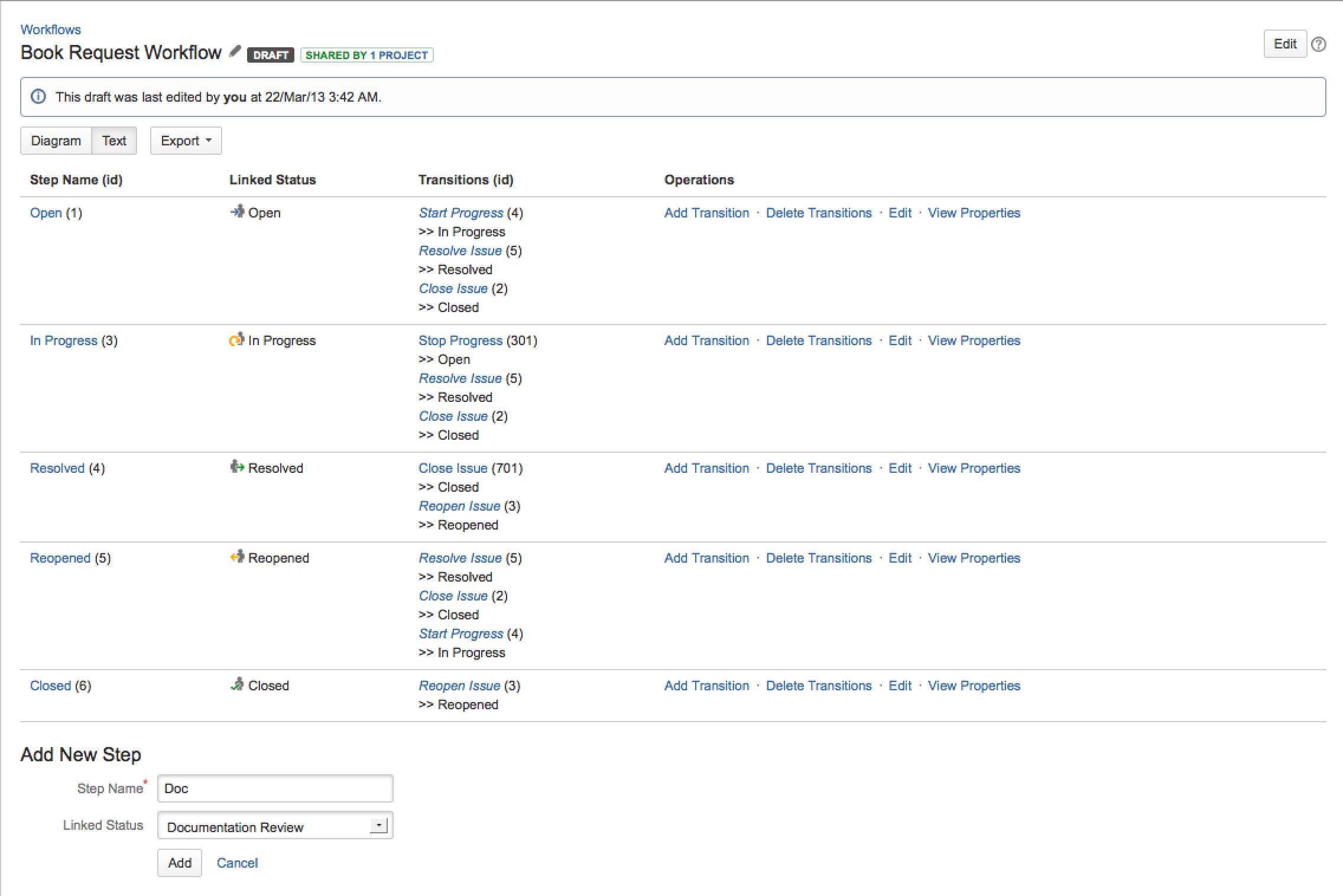 configuring workflow atlassian documentation