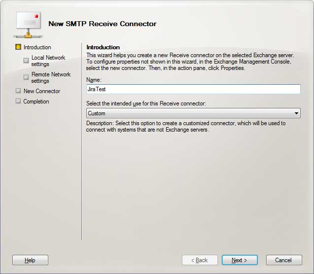 How to Set Up SMTP Relay in Exchange 2007 Atlassian Documentation