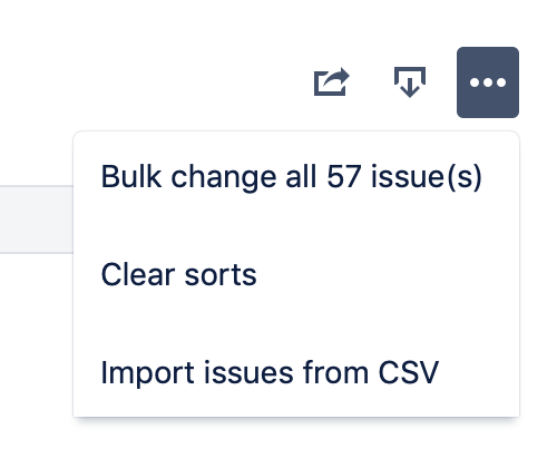 Editing multiple issues at the same time - Atlassian