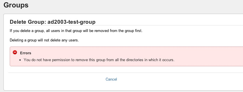 How to Remove LDAP Groups from JIRA - Atlassian Documentation