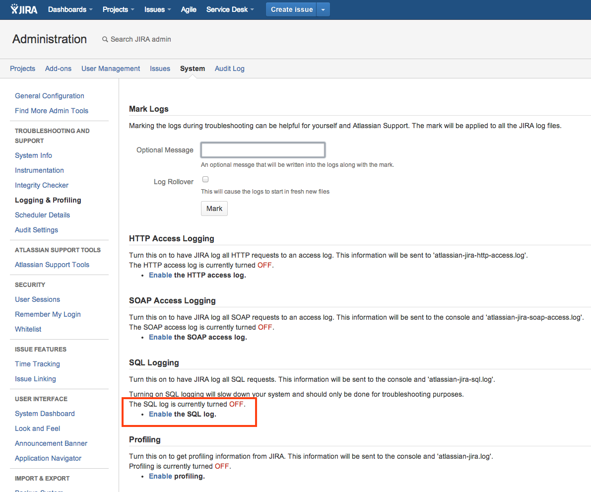 jira how to enable a user to add watcher