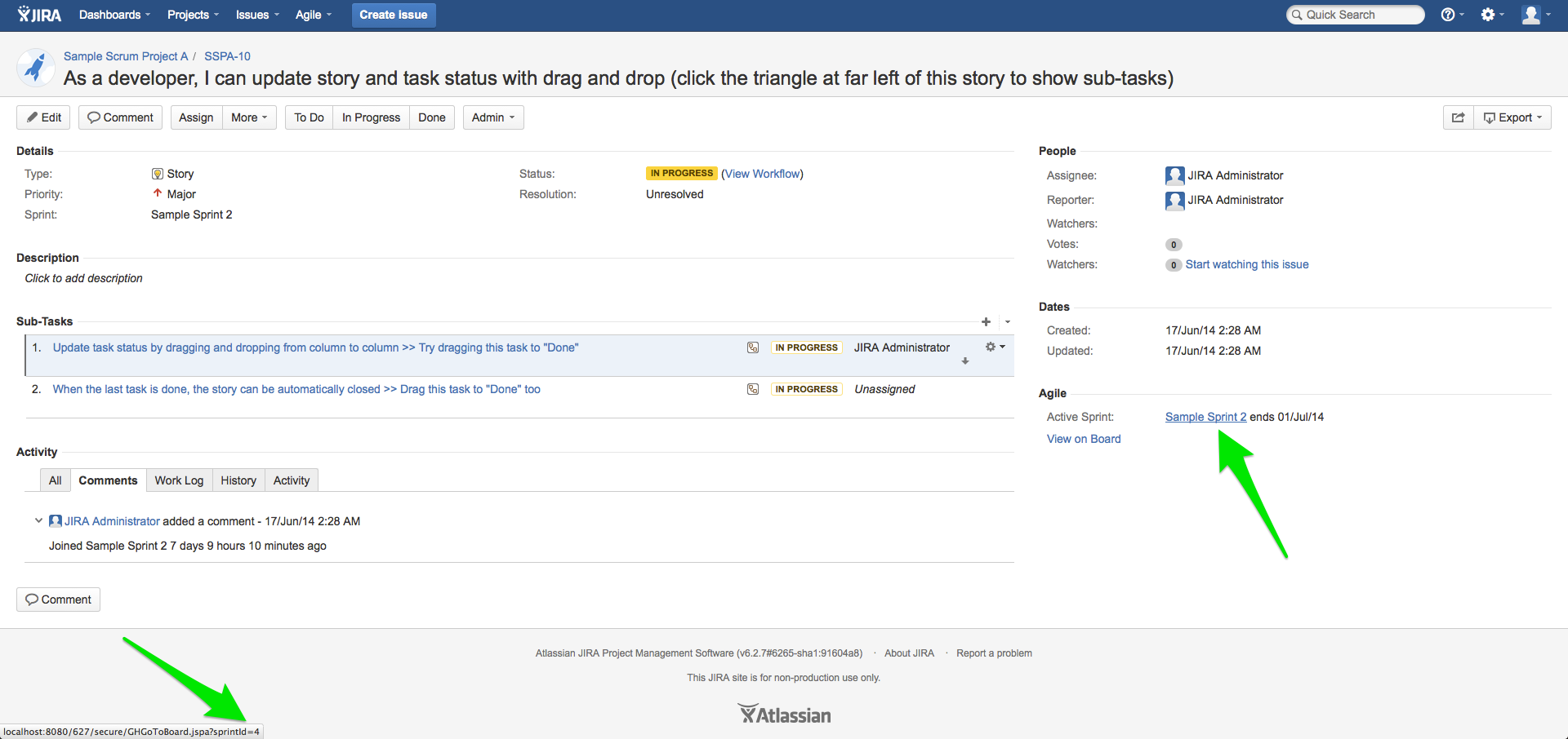 JIRA Software: How to search for a Sprint using JQL