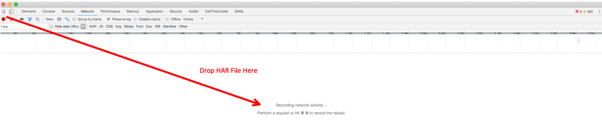 How to view a SAML responses from a HAR file - Atlassian