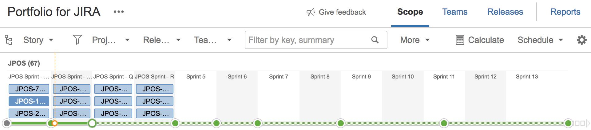 Getting started with Portfolio for Jira - Atlassian Documentation