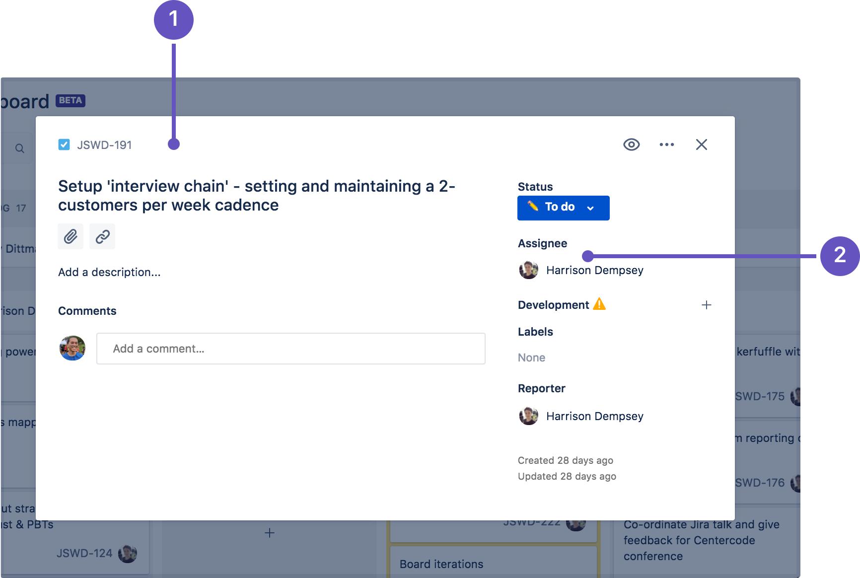 Get your team involved - Atlassian Documentation