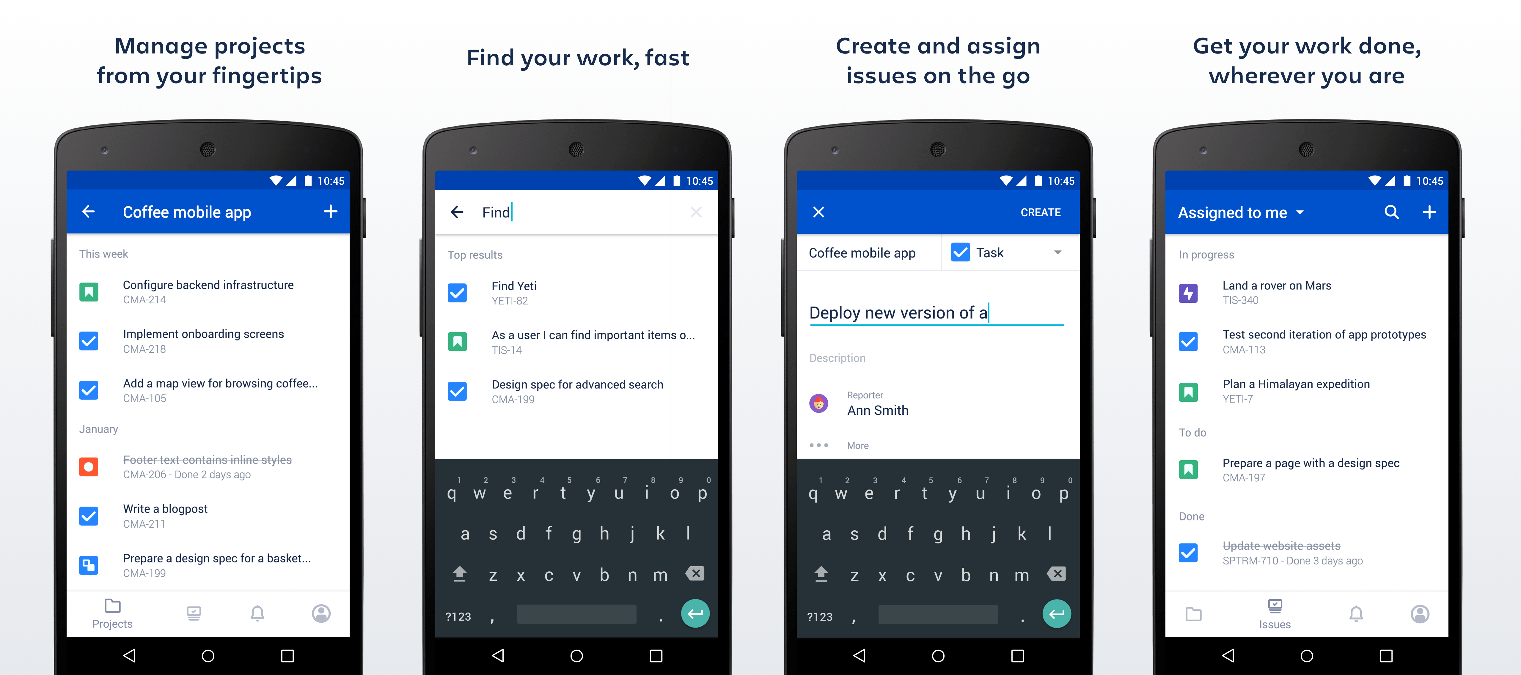 Jira Server mobile app - Atlassian Documentation
