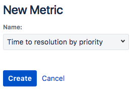 jira administrators can choose who has permission to create new sla metric names you can also view the number of fields being used and clean up unused