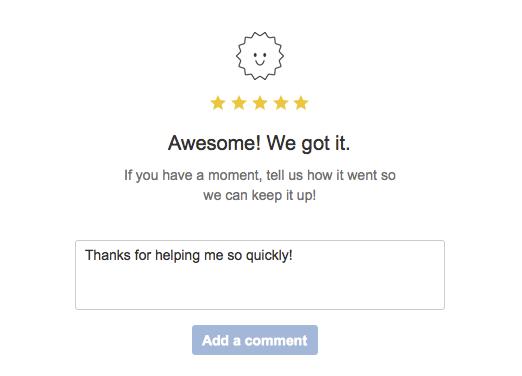 Collecting customer satisfaction (CSAT) feedback - Atlassian ...