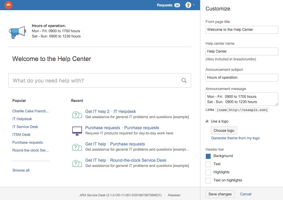 Atlassian Documentation Idea