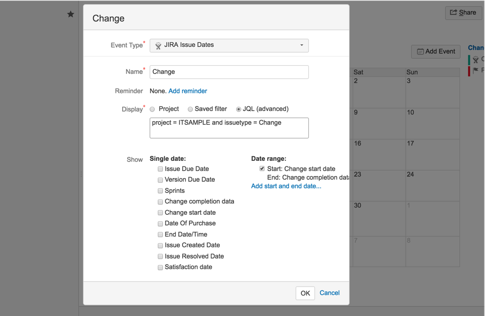 Change management atlassian documentation coordinate changes with a calendar pronofoot35fo Choice Image
