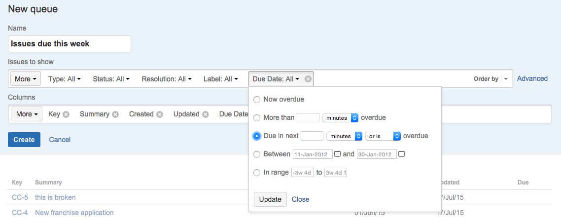 Setting Up Queues For Your Team Atlassian Documentation
