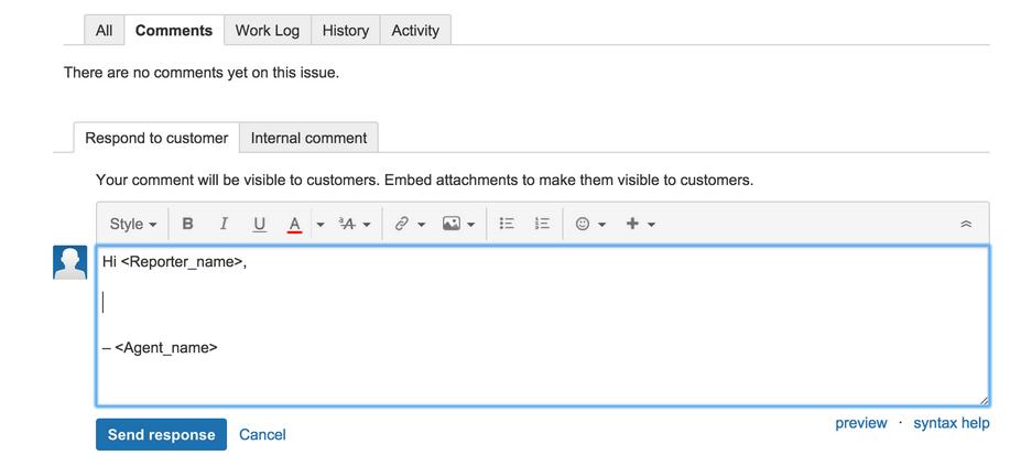 Managing Your User Profile Atlassian Documentation
