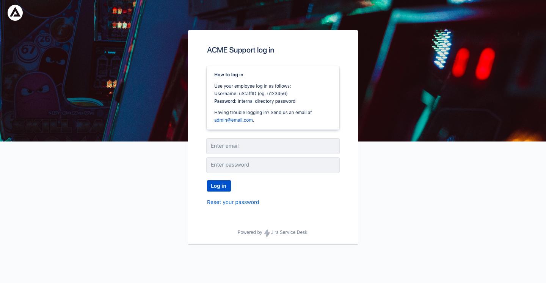 A stylish new portal for Jira Service Desk Server and Data