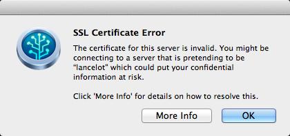 Resolving SSL Self-Signed Certificate Errors - Atlassian Documentation