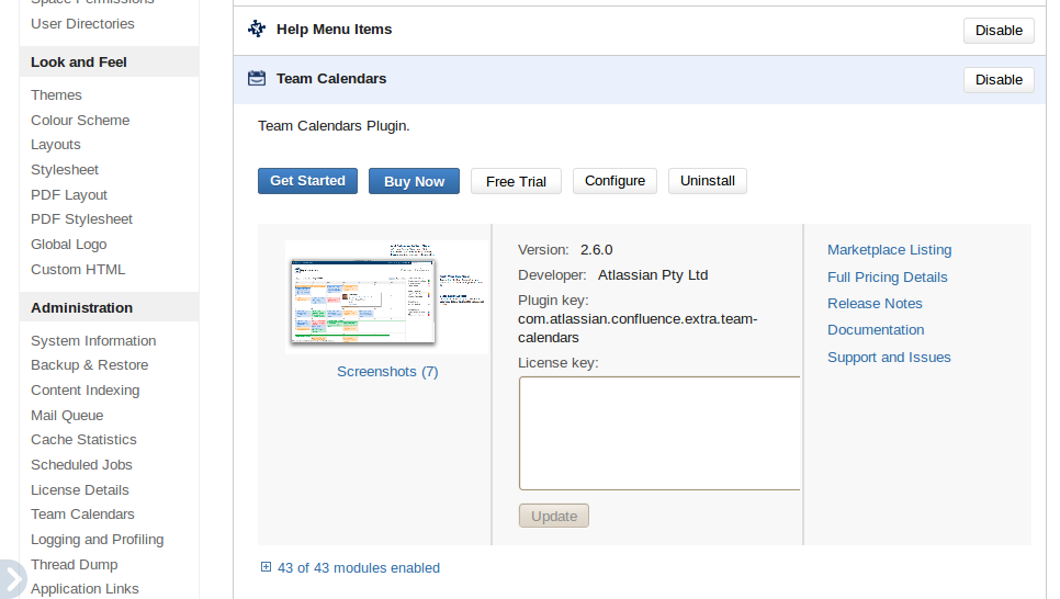how to add a page in confluence