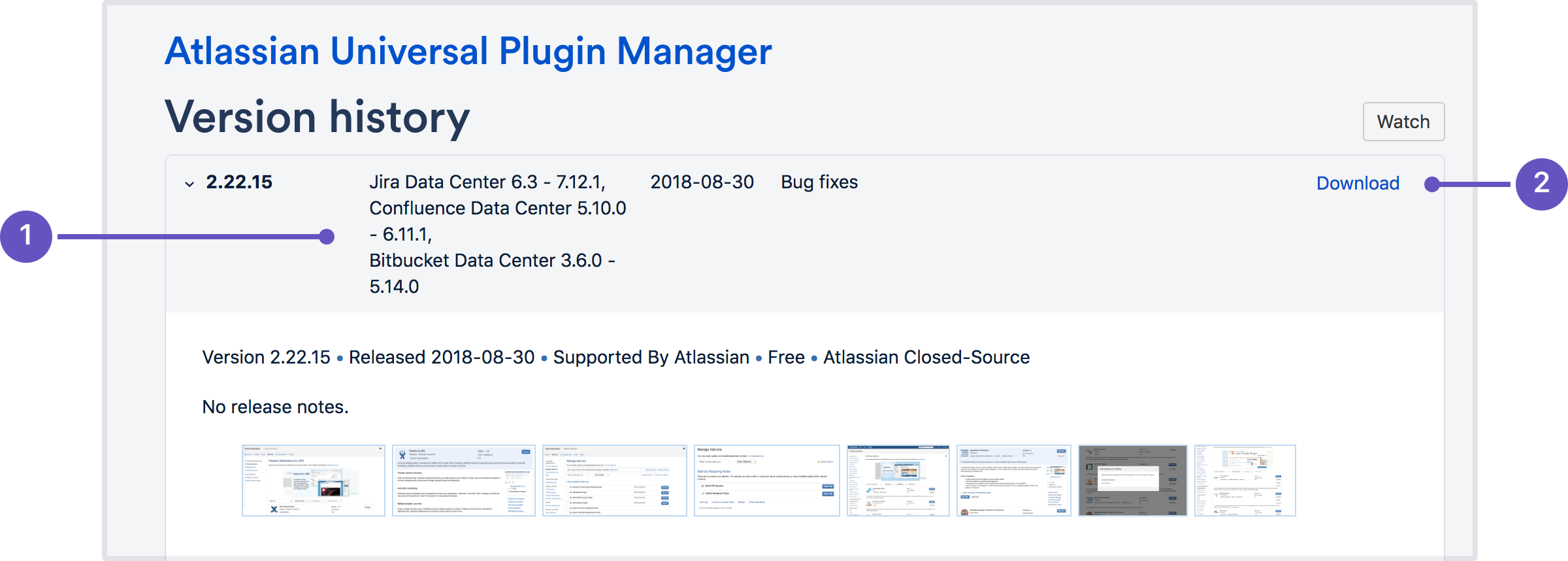 Installing the Universal Plugin Manager - Atlassian Documentation